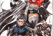 Batman Art