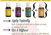 Oils nasal