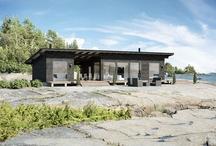 Finnish cottage