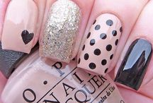 nails / cute nails ok / by Angelica Robello