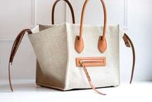 My style inspirations: Bags