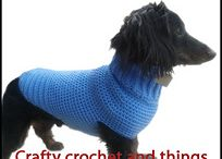 crochet for dachshund