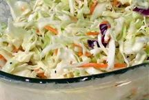 salads, dressings and dips