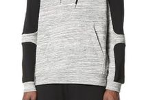 men's jogging top