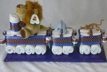 cestas de bebé