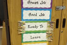 Classroom management  / by Krystal Romilly