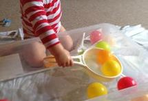 Activities for toddler's