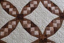 Stažený patchwork