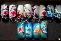 Nail arts / Richelle Nakamura