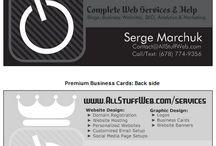 My Designs / by Sergey Marchuk