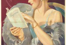 Vintage Beauty & Cosmetics / by Rennert's Gallery