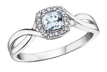 Aquamarine Jewellery (March Birthstone)