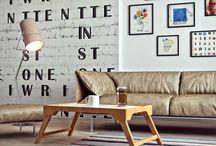 scandinavian interior design apartment / http://www.flickr.com/photos/97760512@N05/