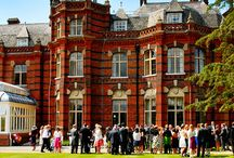 The Elvetham Weddings / A spectacular Victorian gothic house set in 35 acres of immaculate gardens and grounds situated in Hartley Wintney between Basingstoke, Hampshire and Camberley, Surrey. Find out more about the venue: http://bit.ly/ZrydNf