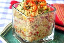 quinoa / by kathy garrett