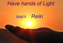 Reiki / Reiki is excellent for healing any physical, mental, emotional and spiritual issues.