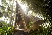 Building in Bali