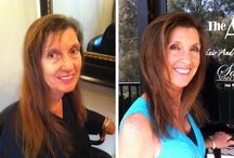 Before and After by Sally Van Swearingen / Before and After with Studio Essentials Cosmetics. Make-up by Sally Van Swearingen. http://www.SallyVanSwearingen.com http}//www.Studio-Essentials.com