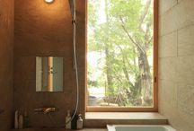 温泉&バスルーム