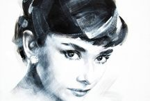 Modele - Audrey