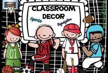 Classroom Decor & Organization / by Hollie Griffith
