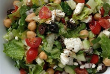Salads / by Lauren Tolley