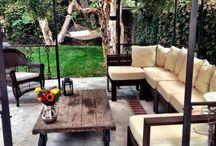 Back yard ideas / by Serena Smith