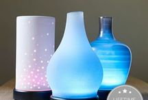 Scentsy Diffusers and Essential Oils