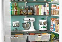 come organizzare cucina