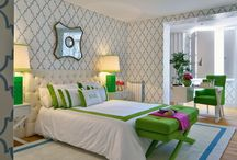 "Bedrooms / by JWS Interiors ""Affordable Luxury"" Blog"
