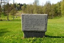 NKP Ležáky / Ležáky (německy Ležak, od roku 1939 Lezaky) byla osada na Chrudimsku, která byla 24. června 1942, 14 dní po vyhlazení Lidic v důsledku heydrichiády vypálena a její obyvatele zavražděni nacisty jako odplata za to, že v ní byla ukrývána vysílačka Libuše parašutistické skupiny Silver A, která se účastnila atentátu na říšského protektora Reinharda Heydricha.