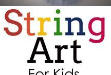 Arte per bambini e ragazzi