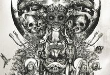 black art graphics