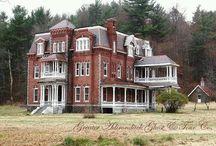 mistery houses