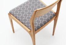 fingermarks 椅子 北欧 無垢 / fingermarksオリジナルチェア。