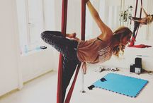 Aerial / I am a beginner and first time, when I try it.... I love aerialsilk