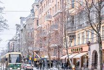Helsinki-kuvia ym.