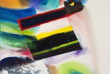 Paul Jenkins / Paul Jenkins represents the spirit, vitality and invention of abstraction post-second World War._Paul Jenkins representa o espírito, a vitalidade e a invenção da abstracção pós-segunda Guerra Mundial.