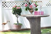 Outdoor Living / Beautiful ideas for patios, porches, and all of your outdoor living spaces.