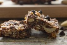 Granola Bars and Bites