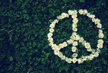 PEACE ❤ & HAPPINESS / Random things about peace love & happiness... ♡:)