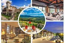 Life Bites / A collage of stunning places, cozy spots and lovely apartments all around Italy