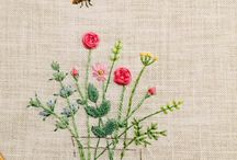 Embroidery / Beautiful embroidery designs.