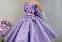 barbie elbise tasarımları