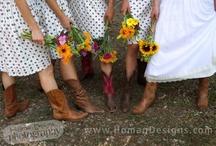 Mountain / country weddings
