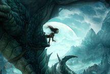 Fantasy Art / by Jessie Lane