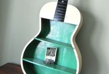 Guitars / by Charity Robinson