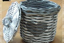 papírfonás/paper weaving