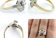 I Love Vintage Jewels  / by Princess Stephanie Cardinal-Keeper