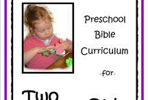 preschool homeschool / by LaDarrah McKenzie Krogh